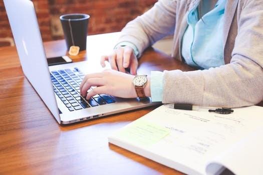 العمل من المنزل | كتابة المحتوى