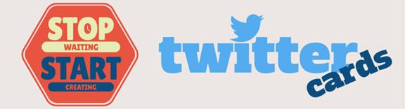 بطاقات تويتر Twitter Cards